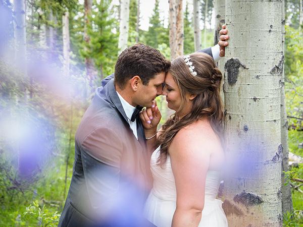 Kamloops Lac Le Jeune wedding