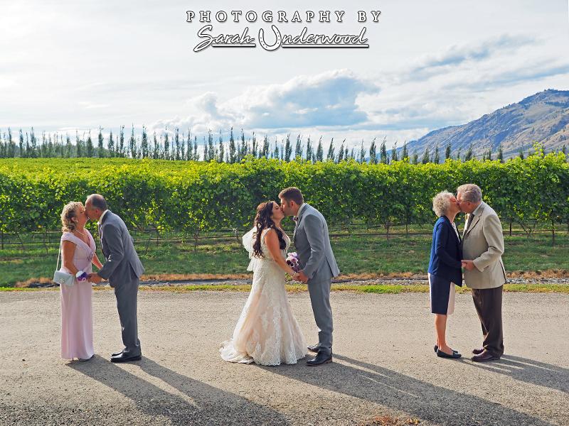 Monte Creek wedding