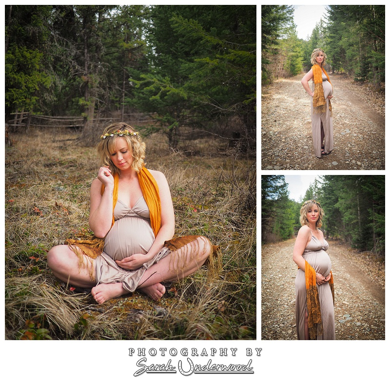 Barriere maternity photography